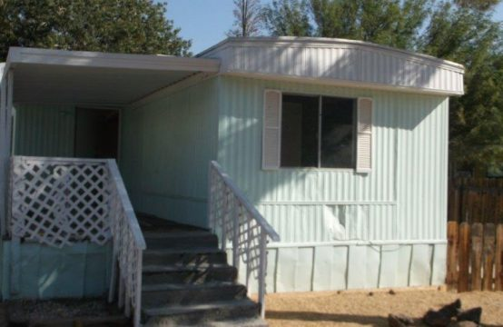 For sale beautiful Mobile Home Southern California
